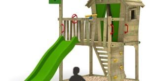 Spielhaus mit Sandkasten_1