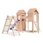 Spielhaus mit Sandkasten_2