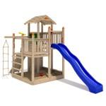 Spielhaus mit Sandkasten_3