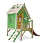 Spielhaus mit Rutsche_4