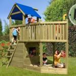Spielhaus mit Sandkasten_4